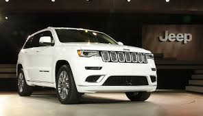 jeep compass trailhawk 2017 colors jeep unveils luxurious new 2017 grand cherokee summit tynan