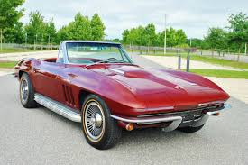 1966 corvette specs 1966 chevrolet corvette stingray convertible 427 425 hp 4 speed