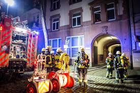 Jugendfeuerwehr Wiesbaden112 De Eine Verletzte Bei Wohnungsbrand Im Wiesbadener Westend