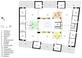 day care centre floor plans zampone architectuur s daycare centre features wooden walls