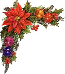 christmas garland clipart of christmas wreaths garlands free graphics