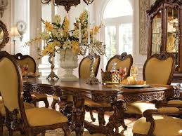 romantic luxury dining table decorations centerpieces dining room