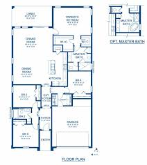 Class B Floor Plans by Sandpiper A New Home Floor Plan At Bexley Innovation By Homes By
