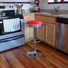 red bar stools kitchen u0026 dining room furniture the home depot