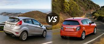 chevy sonic vs ford focus 2014 ford vs 2014 chevy sonic