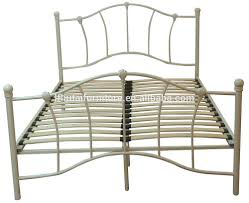 Indian Modern Bed Designs New Design Single Metal Bed Modern Bedroom Furniture Double Size