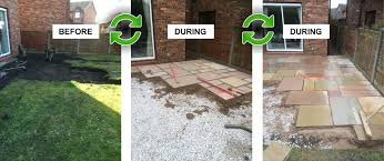 Sand Cement Mix For Patio Indian Sandstone Paving Design Your Sand Stone Patio Leigh