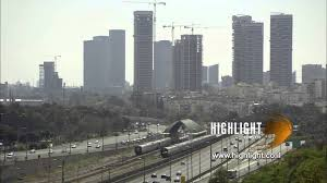 T 032 Israel Footage Library Tel Aviv Footage Traffic On Ayalon