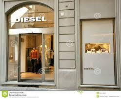 italy design shop diesel fashion shop in italy editorial stock photo image 23417348