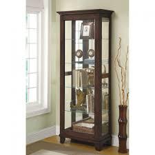 Wayfair Home Decor Curio Cabinet Wayfair Curio Cabinets With Glass Doors Corner