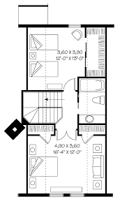 Plans For Small Homes by Small Bedroom House Plans New Unique Small House Plan Home Home