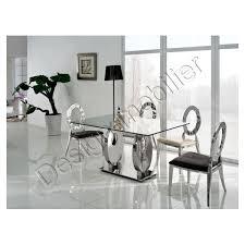 Fascinant Solde Table A Manger Fascinant Table Salle A Manger Verre Et Fer Forgé Design Haute