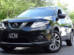 purple nissan rogue 2015 used nissan rogue awd 4dr sl at atlanta luxury motors serving