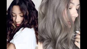 what is medium ash brown hair color youtube