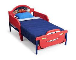 Amazon Com Delta Children 3d Footboard Toddler Bed Disney Pixar