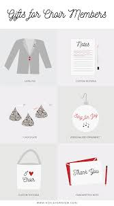 gift guide gifts for choir members danyew