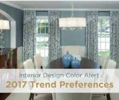 interior design color alert 2017 trend preferences in the us