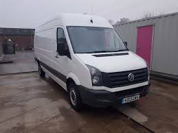 volkswagen crafter back volkswagen crafter cr35 tdi 143 lwb 2013reg for sale in watford