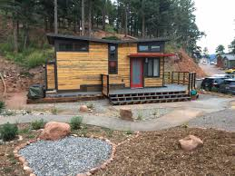 Tiny Home Colorado move in ready tiny house in a legal community for sale near