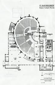 church floor plans free week 41 st bartholomew catholic church 52 weeks of columbus