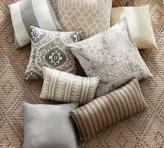 sunbrella saratoga indoor outdoor pillow pottery barn