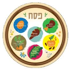 pesach seder plate disposable plastic 10 passover seder plate