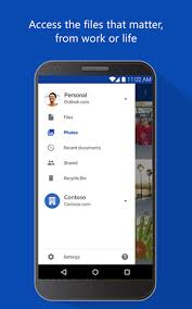 onedrive app for android upload photos and from whatsapp to onedrive