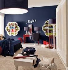 bedroom elegant blue boy bedroom decoration using large navy blue