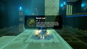 zelda breath of the wild guide kah okeo shrine location puzzle