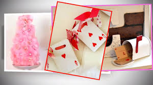 diy home decor ideas for valentine u0027s day youtube