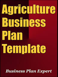 agriculture business plan template including 6 special bonuses