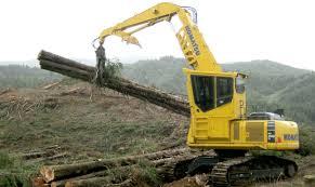 komatsu pc240ll 10 log loader