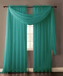 Extra Long Valance 30 Best Color Sheer Curtains Images On Pinterest Sheer Curtains