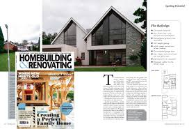 articles in self build magazines u2014 tony holt design