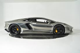 maserati chrome gold tron inspired chrome lamborghini aventador is on sale