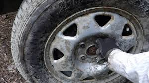 2001 honda crv tire size how to replace wheel and tyre honda cr v years 1998 to 2020