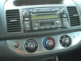 toyota car stereo how to toyota camry car stereo radio removal repair 2002 2006