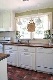 kitchen remodel refresh on a budget how this couple updated