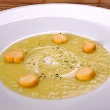 recette de cuisine pomme de terre recette soupe aux poireaux et pommes de terre cuisine madame figaro