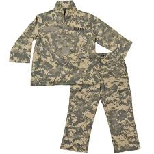 halloween tees for kids trooper clothing little boys boys acu army camouflage shirt and