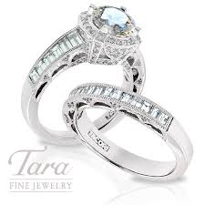 Tacori Wedding Rings by Tacori Diamond Engagement Ring 1 35ct Tdw U0026 Wedding Band 65ct