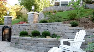 retaining walls traditional landscape minneapolis by versa