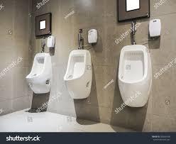 row outdoor urinals men public toiletcloseup stock photo 593684708