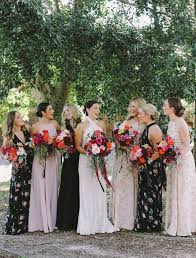 floral print bridesmaid dress why you should consider floral bridesmaid dresses