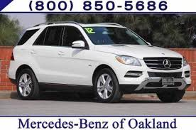 used m class mercedes for sale used mercedes m class for sale in san francisco ca edmunds