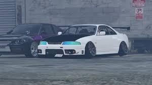 Nissan Gtr R33 - nissan skyline gt r r33 cambered gta5 mods com
