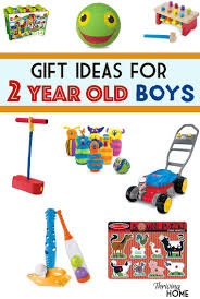 birthday gifts 3 year old boy