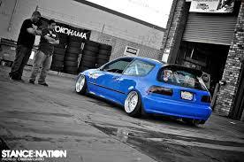 eg honda civic honda civic eg blue rides styling