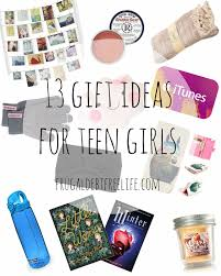 13 gift ideas under 25 for teen girls budgeting gift and frugal