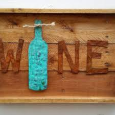 Reclaimed Wood Home Decor Reclaimed Wood Letter Sign Wedding Sign From Charaworks